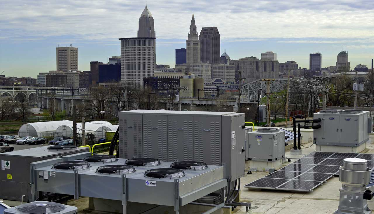 Commercial Refrigeration HVAC
